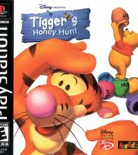 Обложка Tigger's Honey Hunt