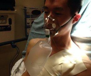 Киберспортсмен вел трансляцию League of Legends из больничной палаты