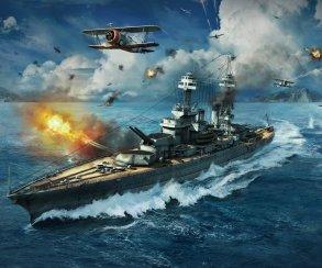 World of Warships доступна всем