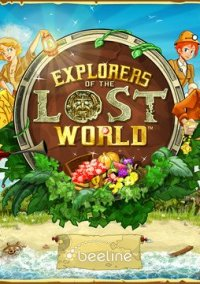 Обложка Explorers of the Lost World