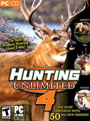 Обложка Hunting Unlimited 4