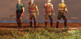 How to Survive 2. Трейлер версии для PS4
