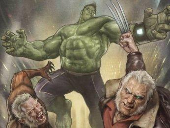 Marvel продолжает тизерить комикс о гибриде Халка и Росомахи