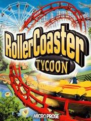 Обложка RollerCoaster Tycoon
