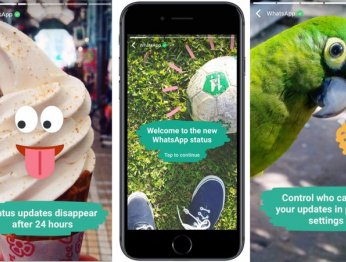 В WhatsApp появился аналог Instagram Stories