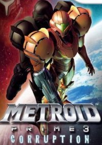 Обложка Metroid Prime 3: Corruption