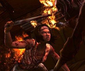Последний эпизод The Walking Dead: Michonne выйдет на следующей неделе