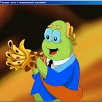 Скриншот Freddi Fish 3: The Case of the Stolen Conch Shell – Изображение 16
