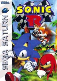 Обложка Sonic R