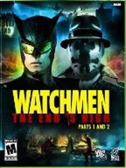 Обложка Watchmen: The End Is Nigh Episode 2