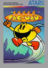 Super Pac-Man – фото обложки игры
