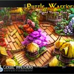 Скриншот Puzzle Warriors Adventure – Изображение 2