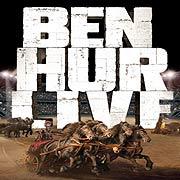 Обложка BEN HUR LIVE
