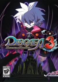 Обложка Disgaea 3: Absence of Justice