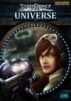 Обложка StarCraft Universe
