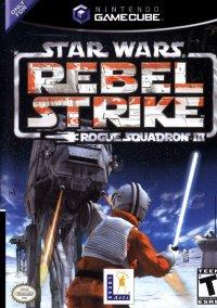 Обложка Star Wars Rogue Squadron III: Rebel Strike