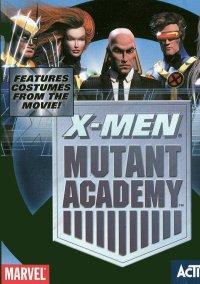 Обложка X-Men: Mutant Academy