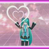 Скриншот Hatsune Miku VR: Future Live