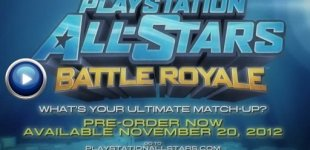 PlayStation All-Stars Battle Royale. Видео #10