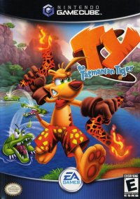 Обложка Ty The Tasmanian Tiger