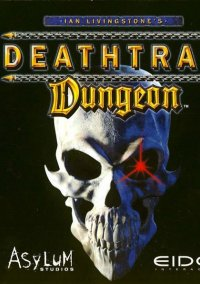 Обложка Deathtrap Dungeon