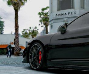 Скриншоты GTA V Redux смотрятся потрясающе