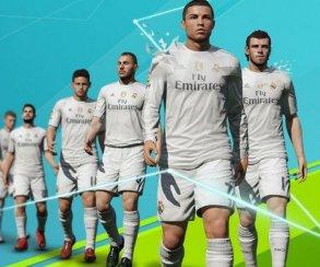 FIFA 16 стала эксклюзивным партнером футбольного клуба Real Madrid