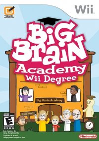 Обложка Big Brain Academy: Wii Degree
