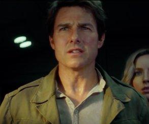 Тома Круза убили и воскресили в первом трейлере «Мумии»
