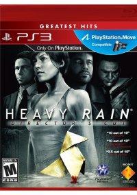 Обложка Heavy Rain: Director's Cut