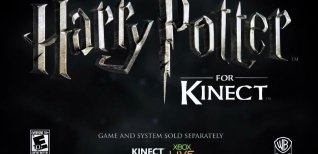 Harry Potter For Kinect. Видео #3