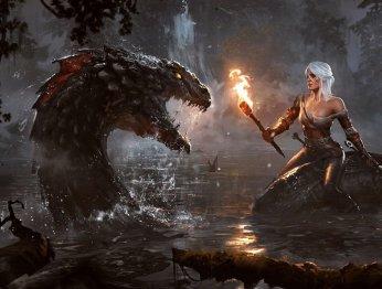 Игры, похожие на The Witcher