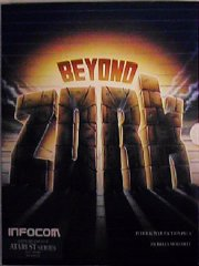 Beyond Zork: The Coconut of Quendo – фото обложки игры
