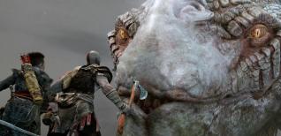 God of War (2018) . Геймплейный трейлер с E3 2017