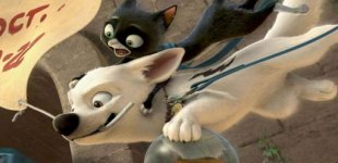 Disney's Bolt. Видео #1