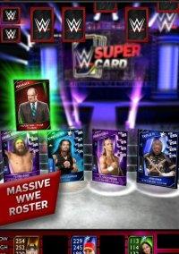 WWE SuperCard – фото обложки игры