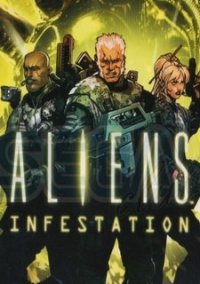 Обложка Aliens: Infestation