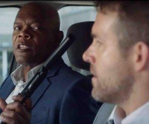«Телохранитель киллера»: Дэдпул спасает Джулса под песню Уитни Хьюстон