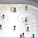 Скриншот Stickman Ice Hockey – Изображение 2