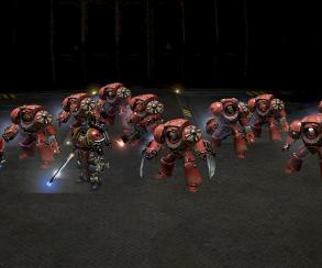 В Steam стал доступен предзаказ Space Hulk