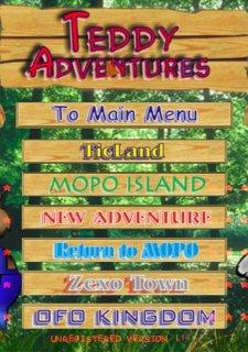 Teddy Adventures 3D