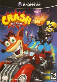 Обложка Crash Tag Team Racing