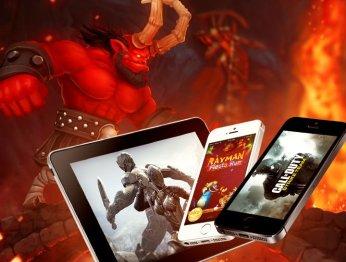 Крупный калибр: 8 больших мобильных игр квартала