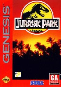 Обложка Jurassic Park