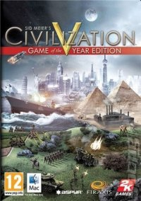 Обложка Sid Meier's Civilization V: Game of the Year Edition