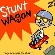 Обложка Stunt Wagon