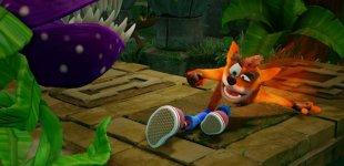 Crash Bandicoot N. Sane Trilogy. Геймплейный трейлер