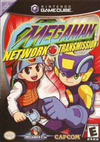 Обложка Mega Man Network Transmission
