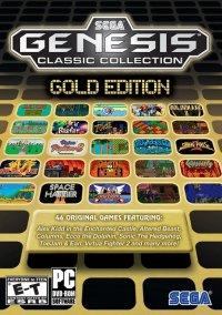 Обложка Sega Genesis Classic Collection Gold