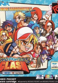 SNK vs. Capcom: Card Fighter's Clash - SNK Cardfighter's Version – фото обложки игры